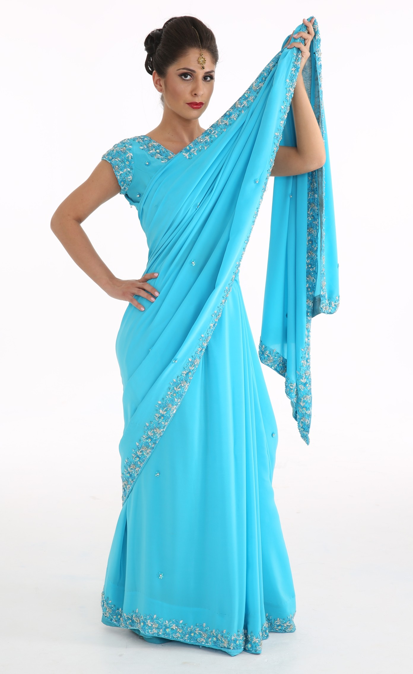 Shriya Sky Sari