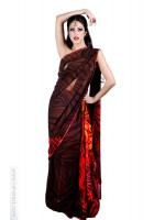 Fierce Fusion Sari