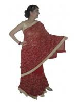 Goldielocks Sari