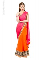 Tooty Fruity Sari