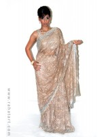 Luxury Lace Sari