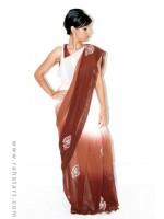 Moroccan inspired sari