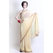 Pale Yale Sari