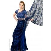 Aria Lace Sari