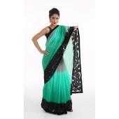 Indian Summer Sari
