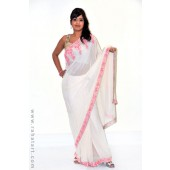 Contrast Collection Sari