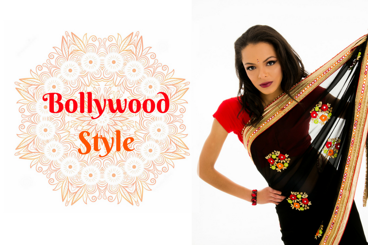 Bollywood saris
