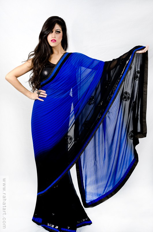 Electric Sari