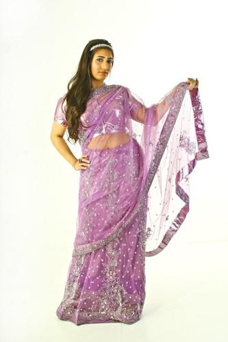 A Line Sari