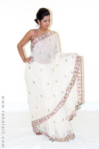 Ancient Antique Sari
