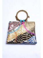 Multi Sequin Bag