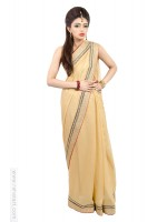 Bollywood Gold Sari