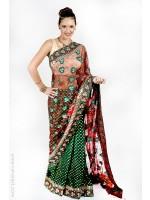 Rajasthani Princess Sari
