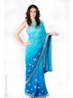 Sea Pearl Sari