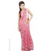 Designer Lace Sari