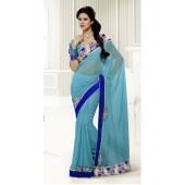 Bright Sky Sari