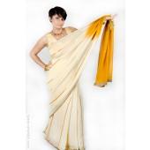 Classic Amber Sari