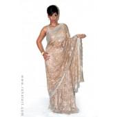 Luxury Lace Sari