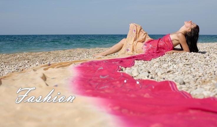 Hire A Sari Model